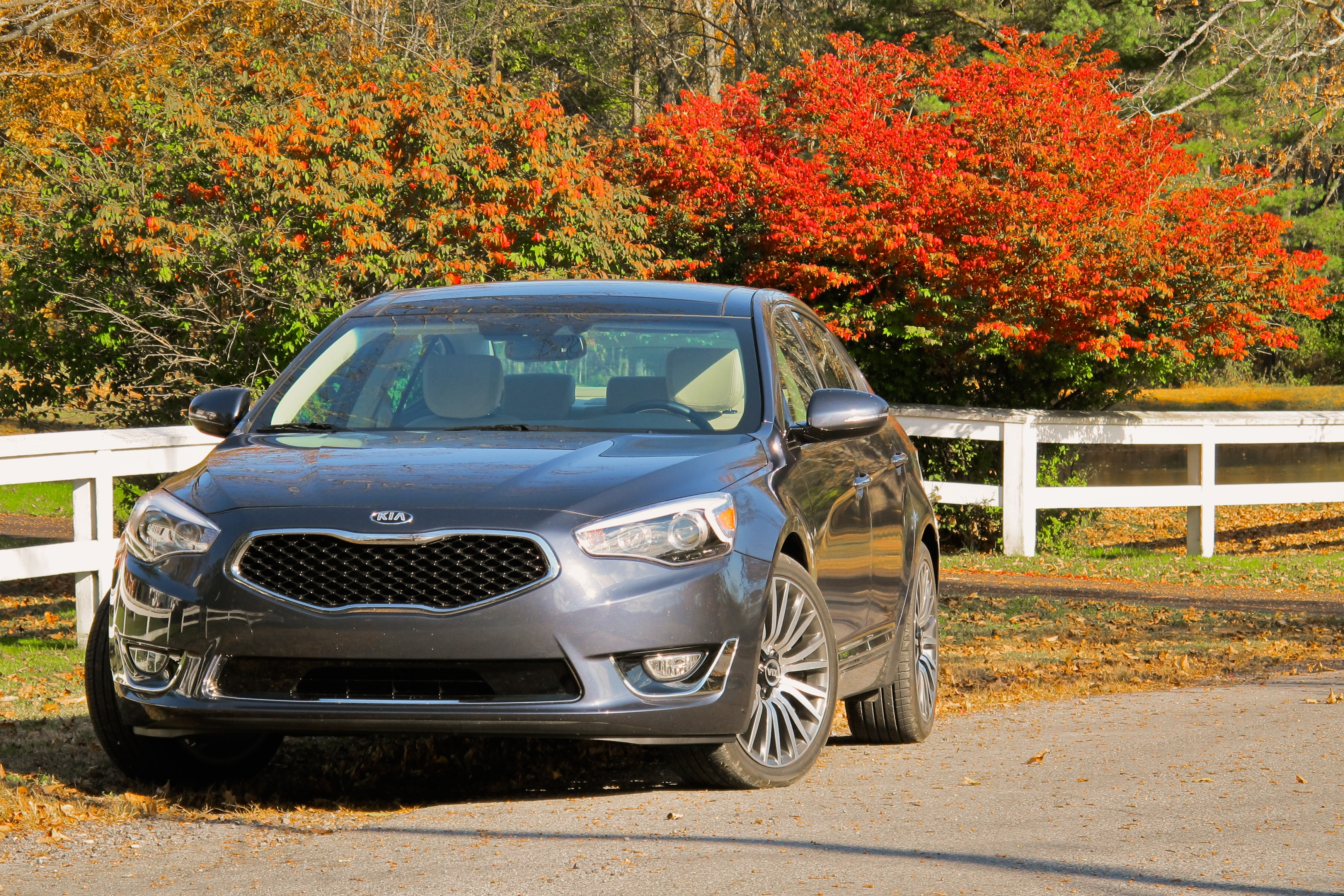 about blue limited cars cadenza truth the gravity a buick of rear image tonn chris better review kia