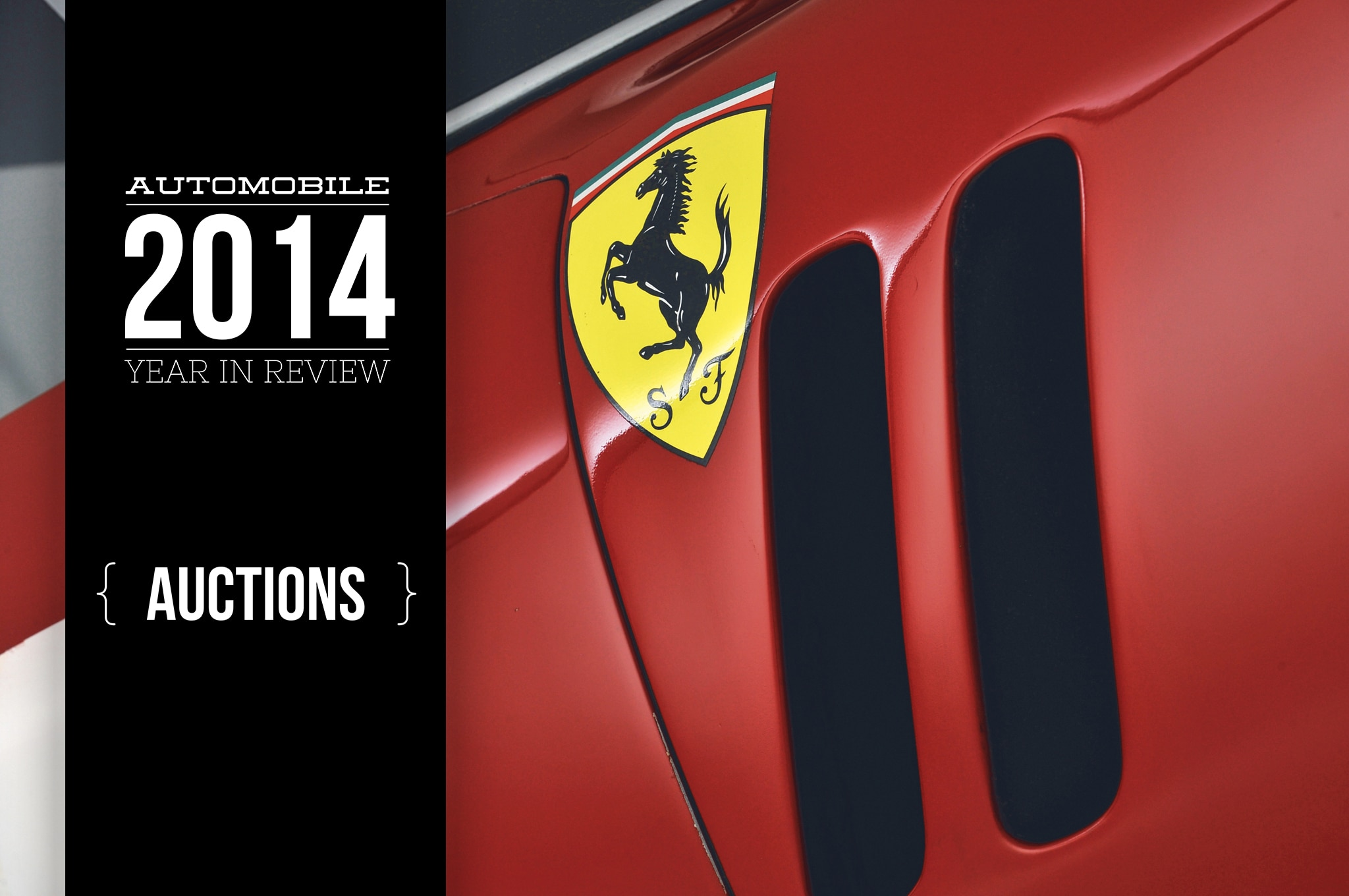 2014 Year In Review Auctions