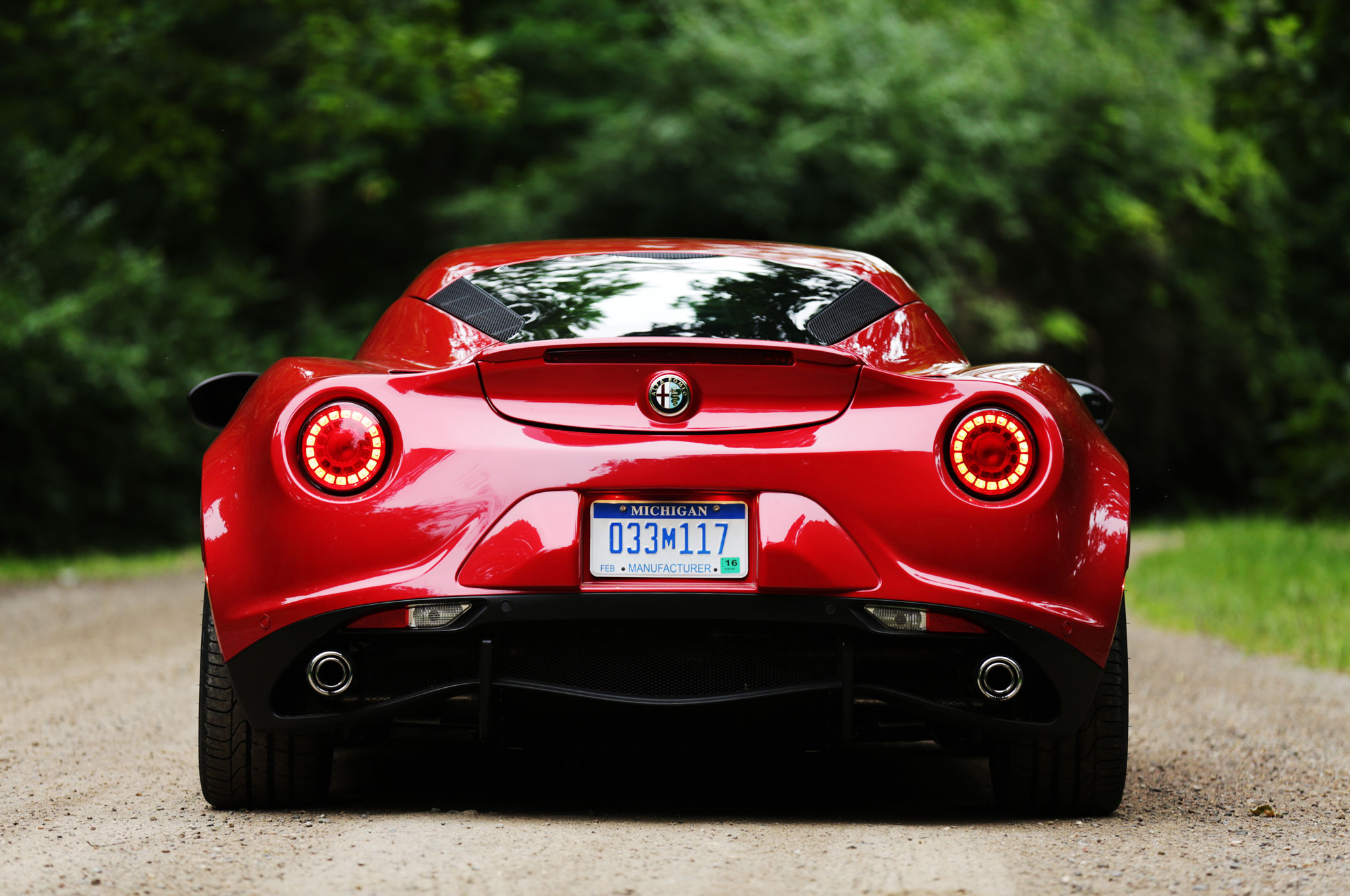 The Alfa Romeo 4C is Nearly the Perfect Drivers Car