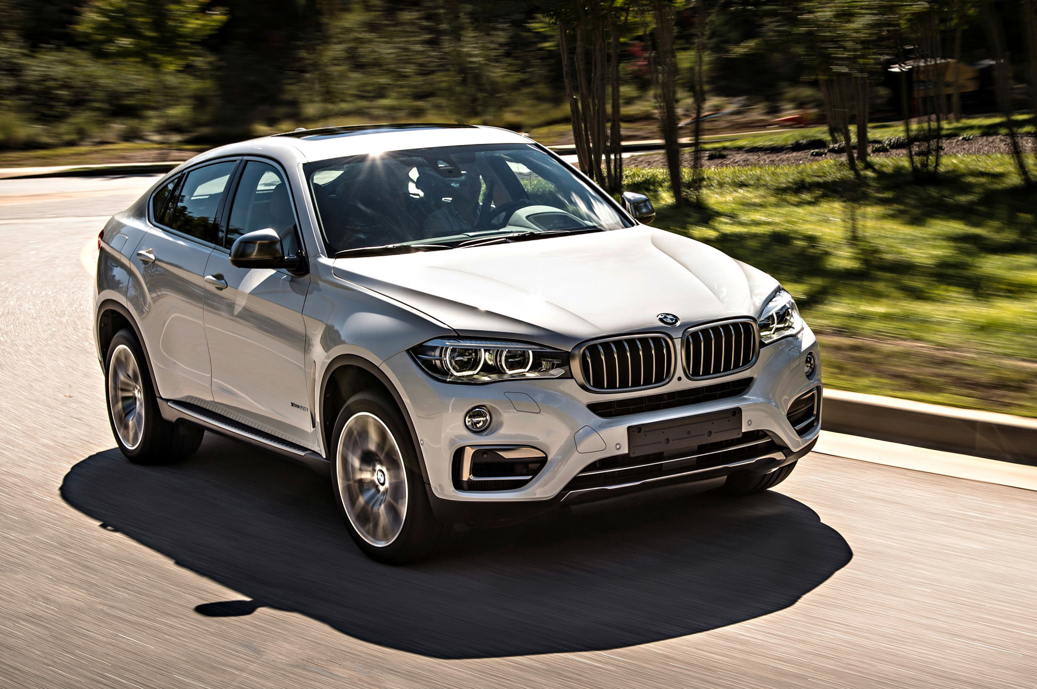 BMW X XDrivei Review - Bmw 2014 x6 price