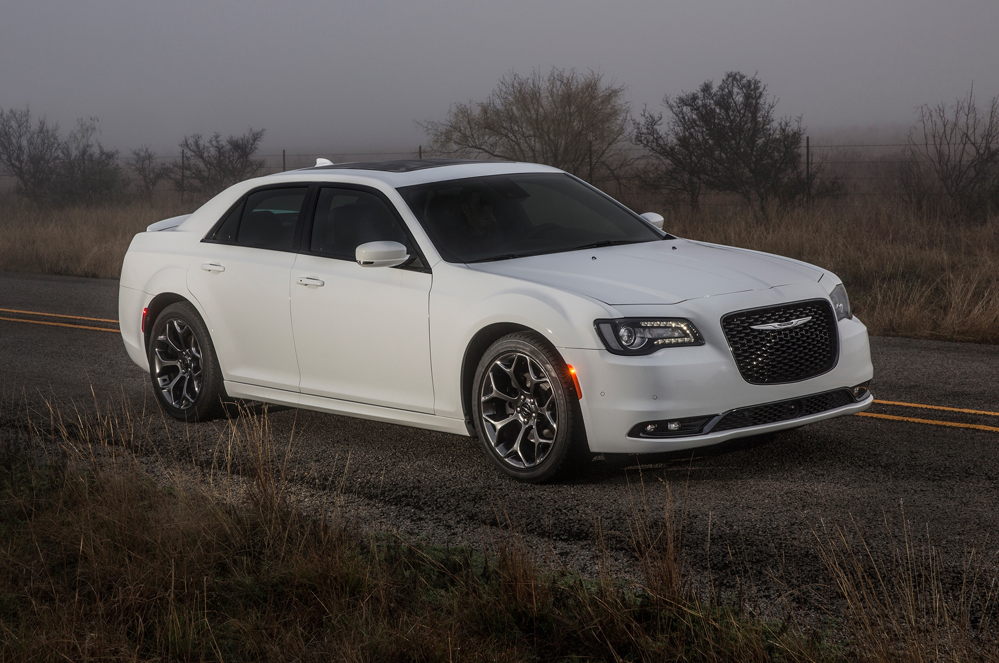 chrysler 300 first drive