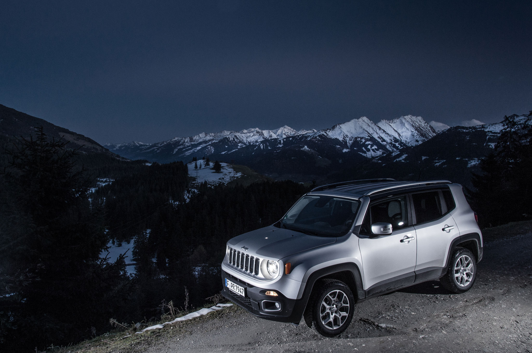 2015 jeep renegade limited euro spec review. Black Bedroom Furniture Sets. Home Design Ideas