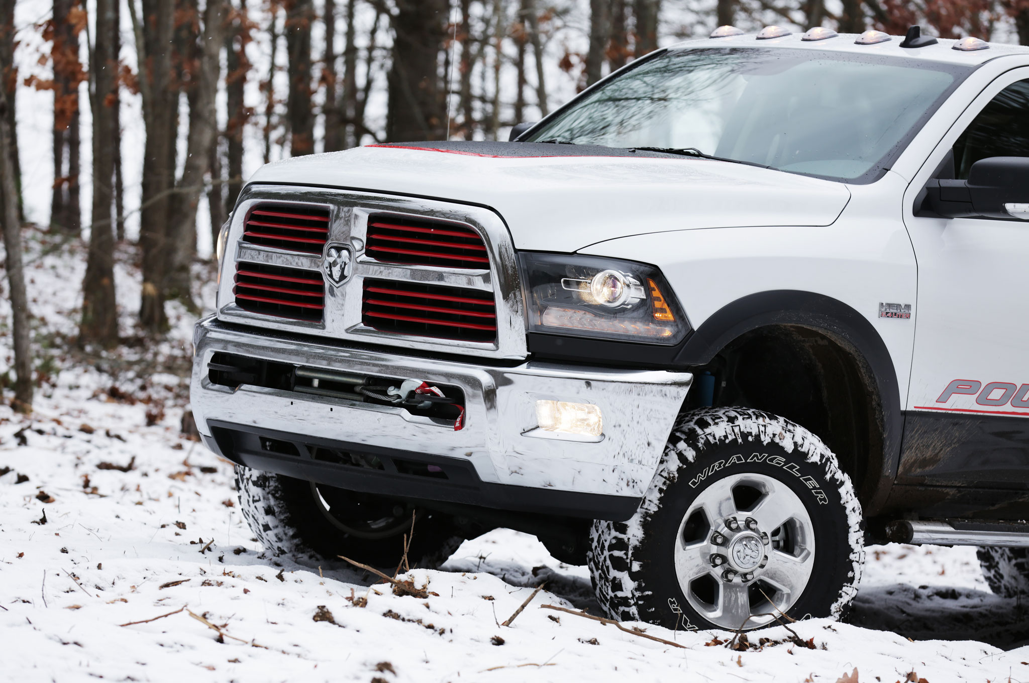 2015 ram 2500 power wagon around the block. Black Bedroom Furniture Sets. Home Design Ideas
