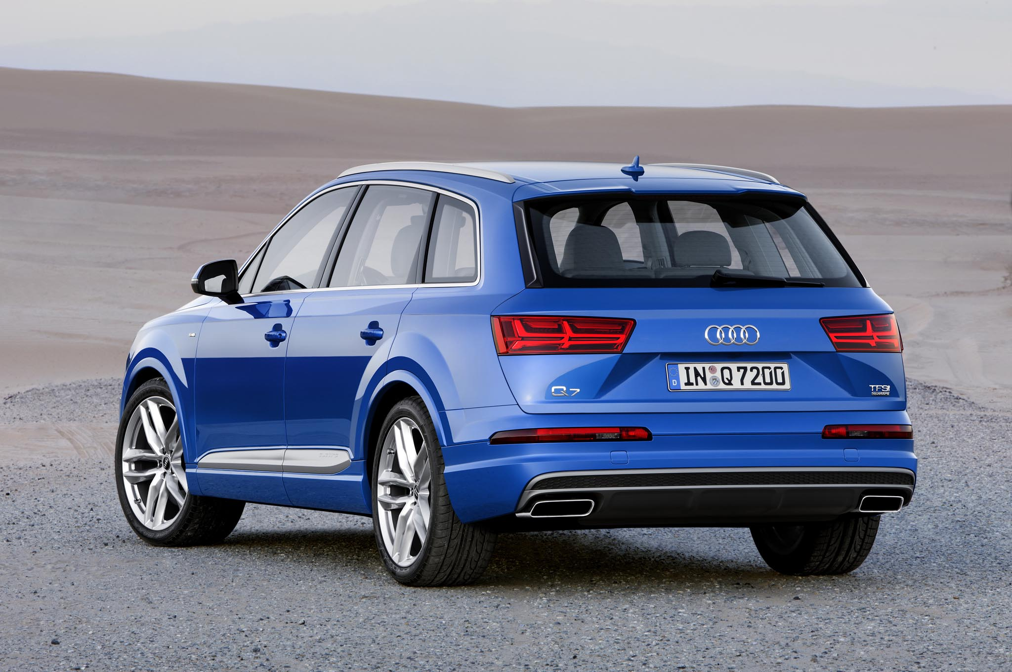 2016 audi q7 coming to detroit auto show. Black Bedroom Furniture Sets. Home Design Ideas