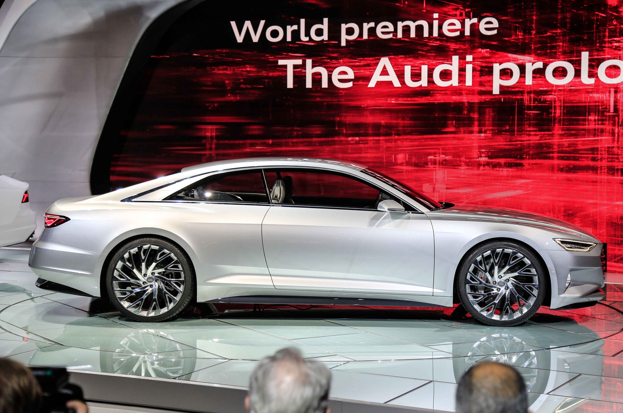 The Audi Prologue Concept Is The Future