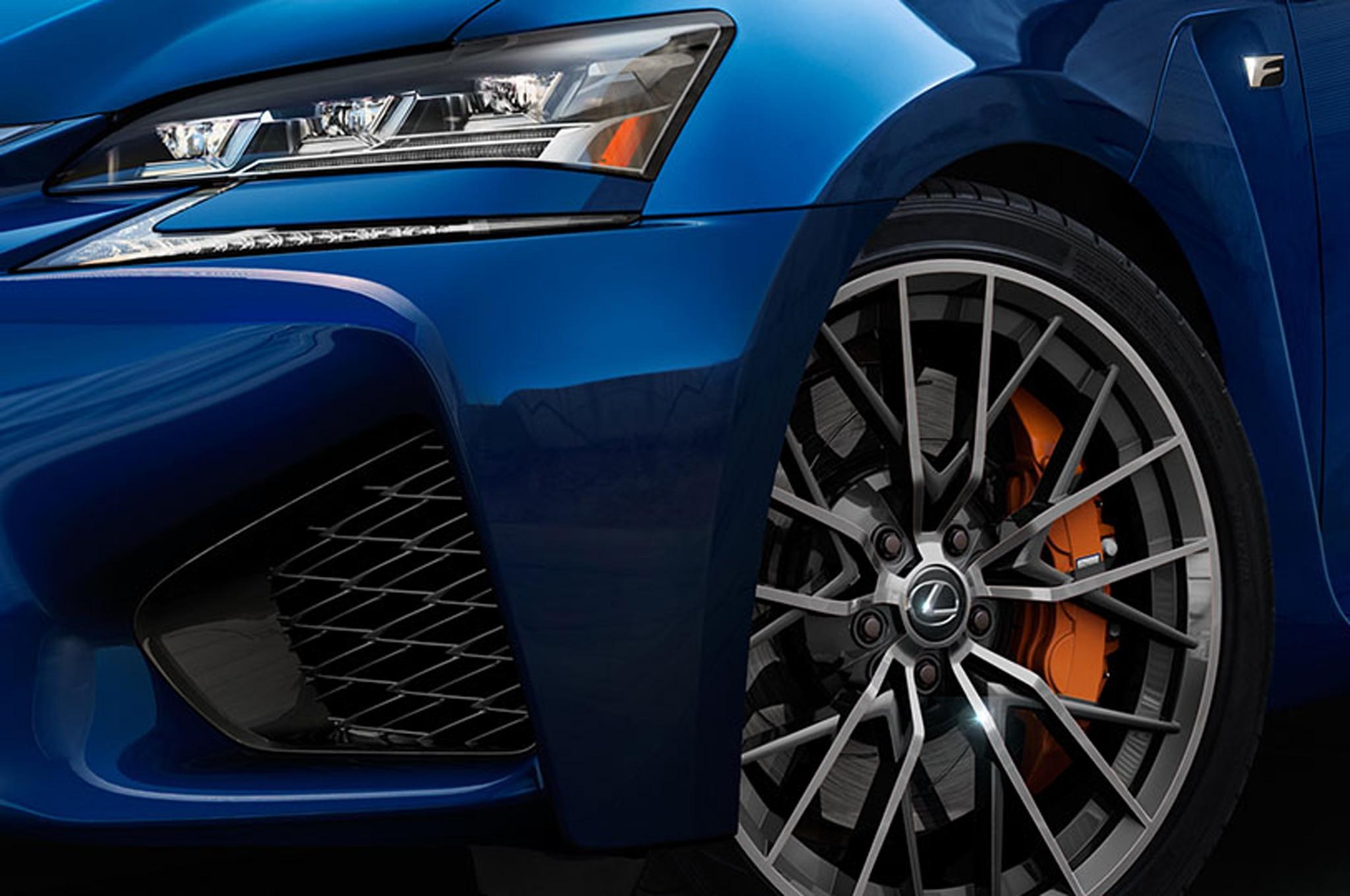 Lexus Teaser For 2015 Detroit Auto Show Front Wheels