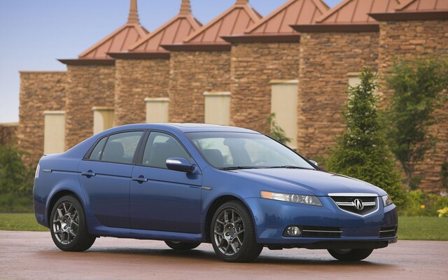 A Farewell to the Stickshift Acura