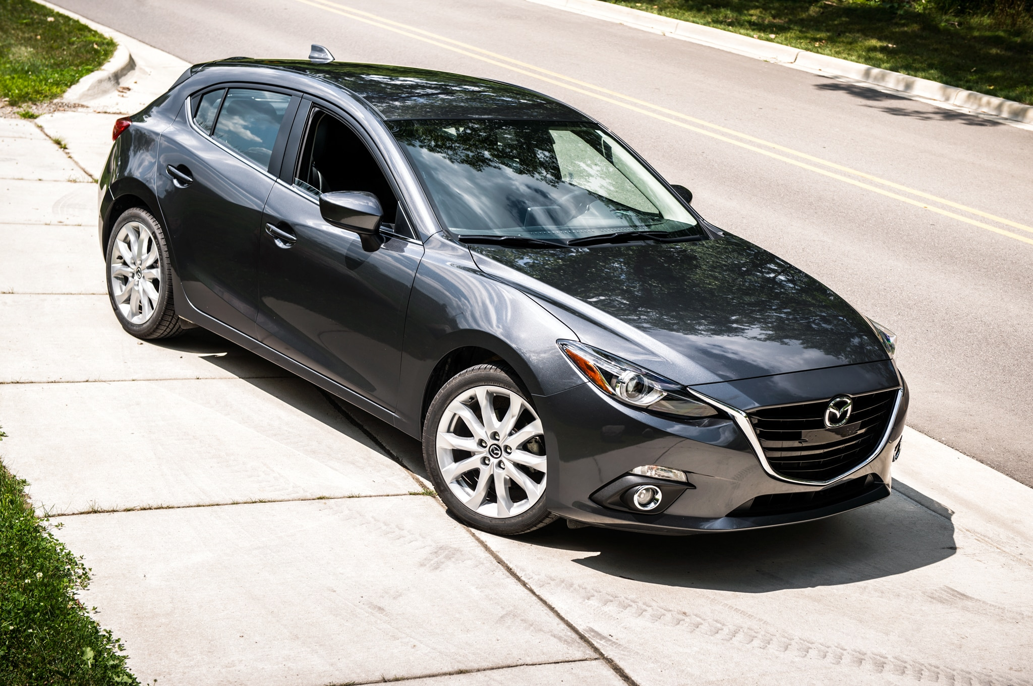 2014 mazda 3 s touring four seasons wrap up. Black Bedroom Furniture Sets. Home Design Ideas