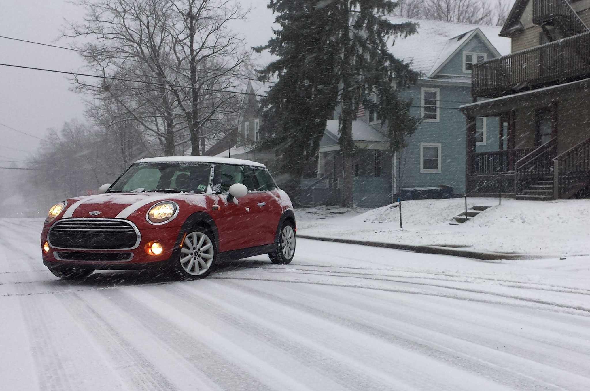 2014 Mini Cooper - The Novelty Wears Off
