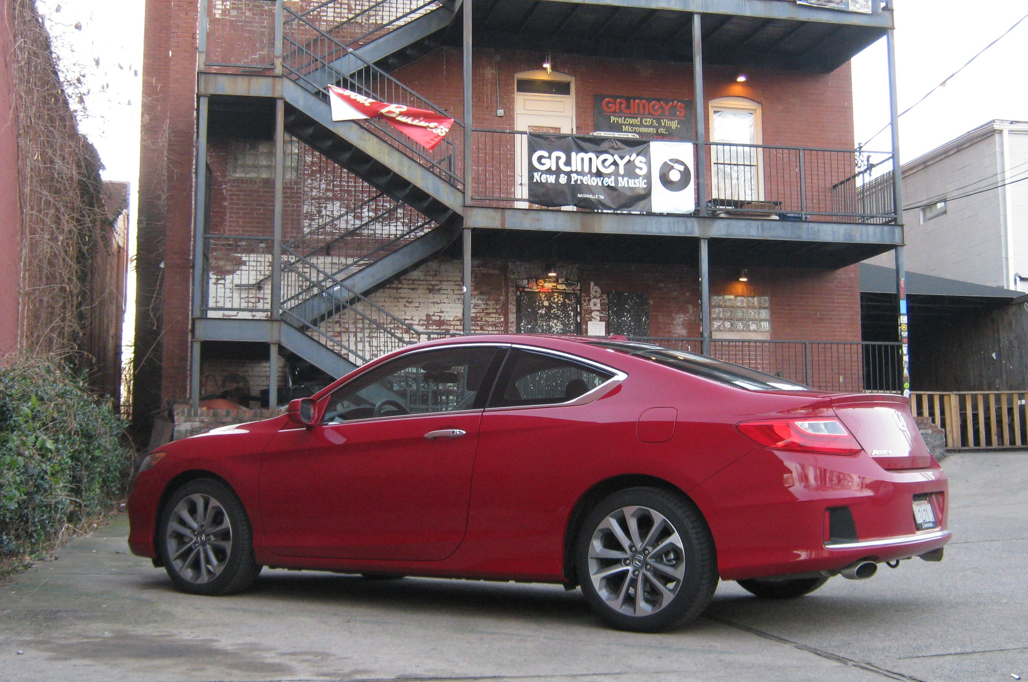 2014 Honda Accord Ex L V 6 Coupe Four Seasons Wrap Up