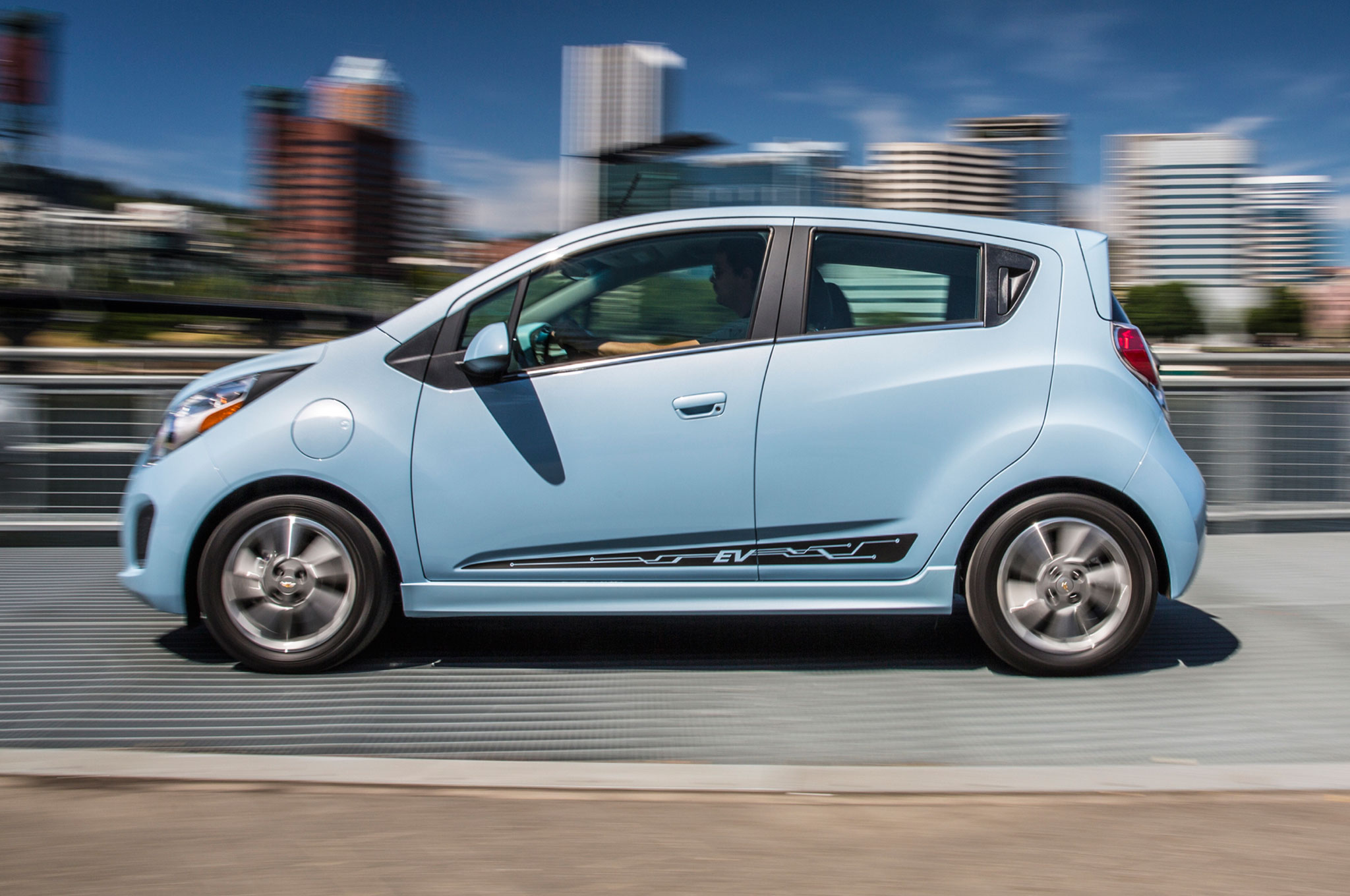 Chevrolet Spark EV Available in Maryland in Spring of 2015