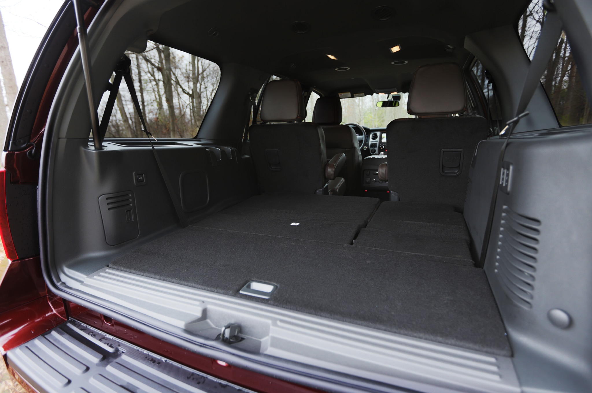 2015 Ford Expedition King Ranch 4x4 Review