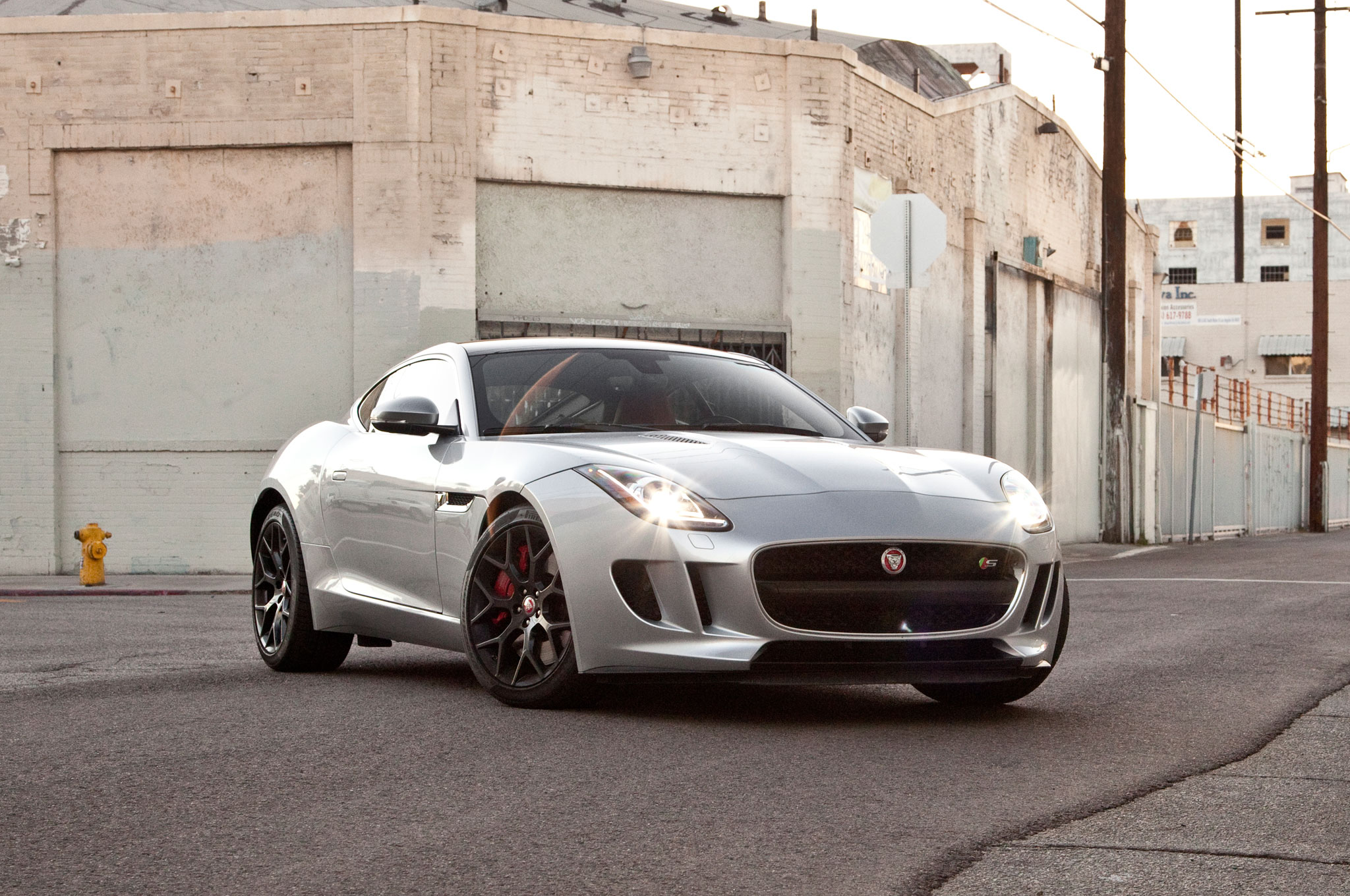 Jaguar FType S Coupe Who Needs A V - 2015 jaguar f type s