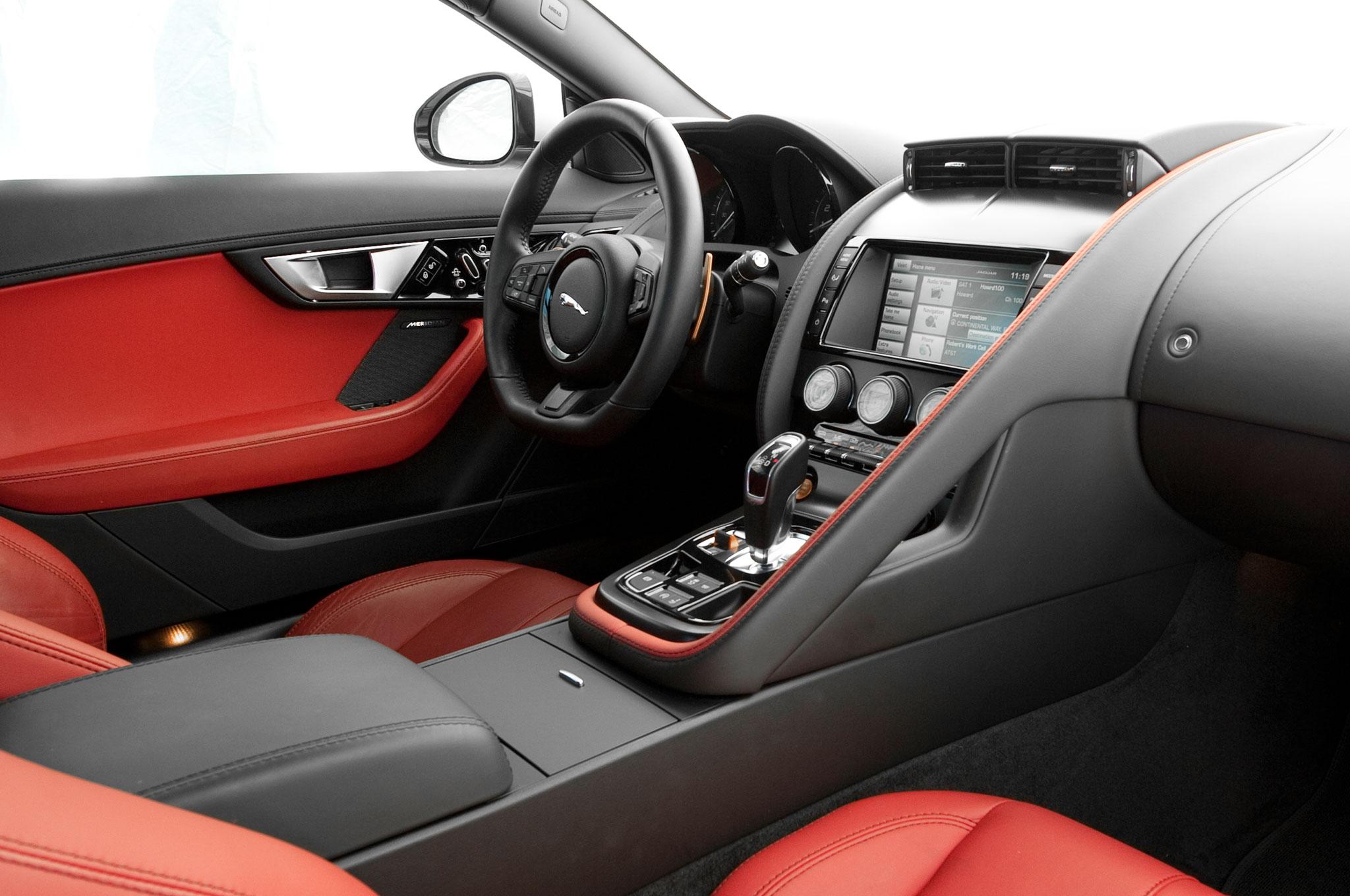 2015 Jaguar F Type S Coupe Who Needs A V 8