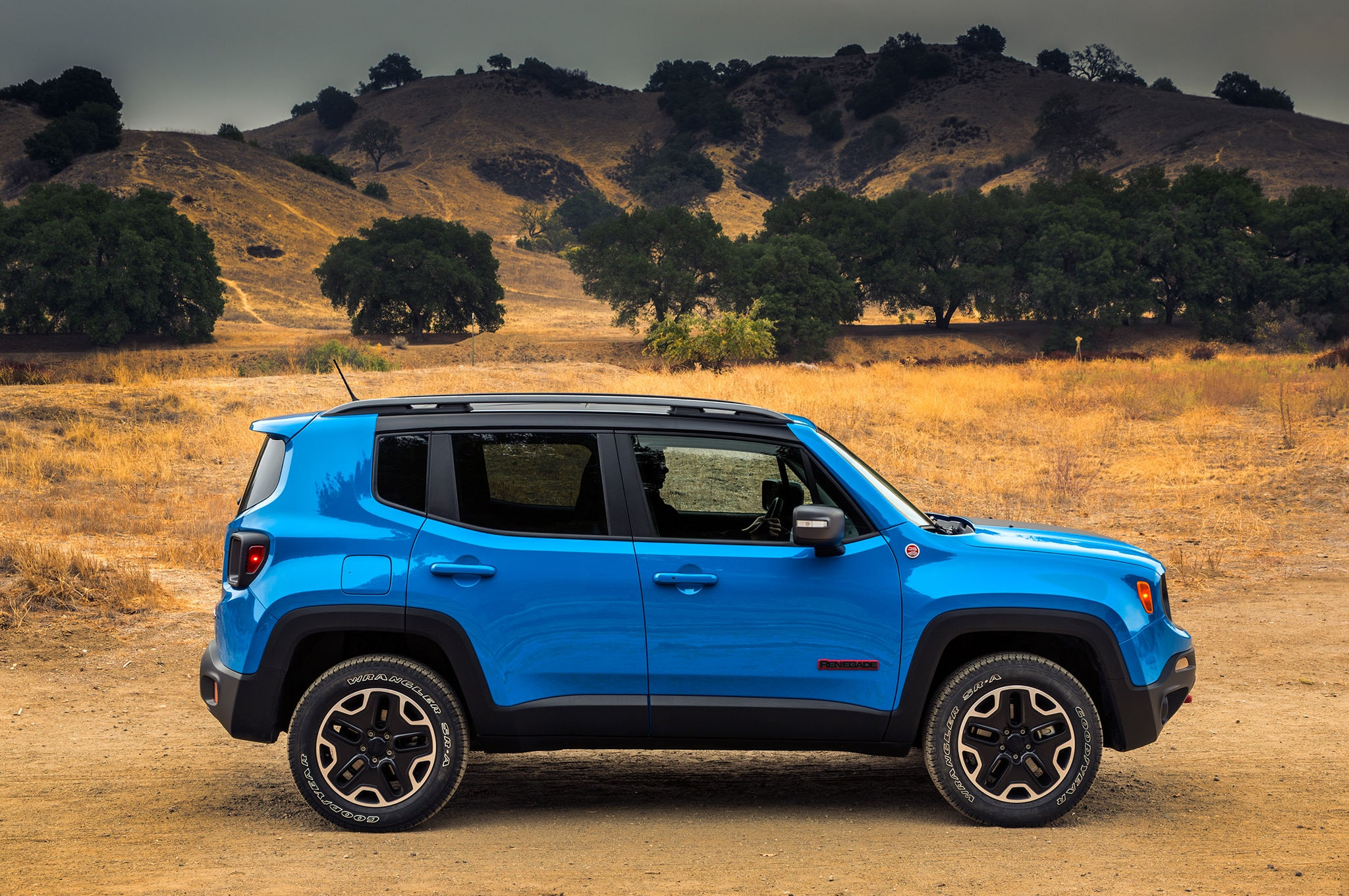 Brilliant 2015 Jeep Renegade Review