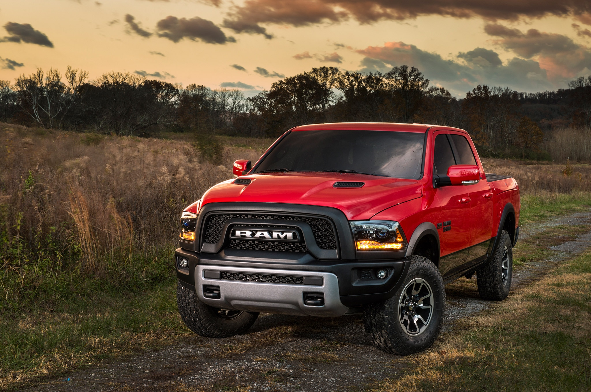 The Ram Rebel brings one-of-a-kind off-road design to the full-size ...
