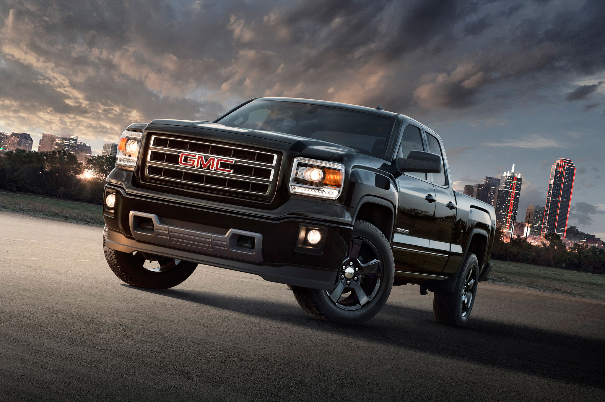 2015 gmc sierra elevation special edition priced from 34 865. Black Bedroom Furniture Sets. Home Design Ideas