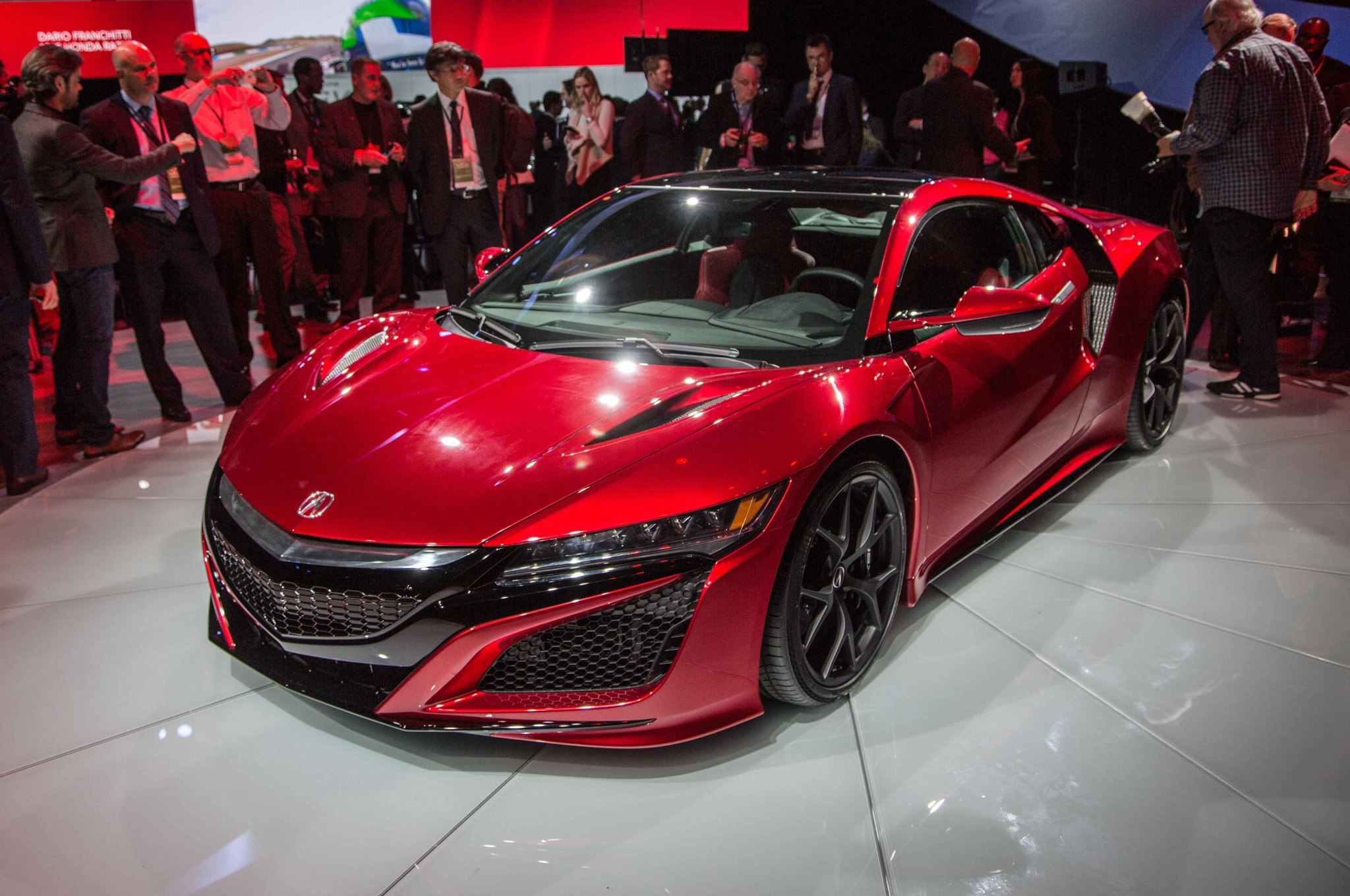 2016 acura nsx the game changer. Black Bedroom Furniture Sets. Home Design Ideas