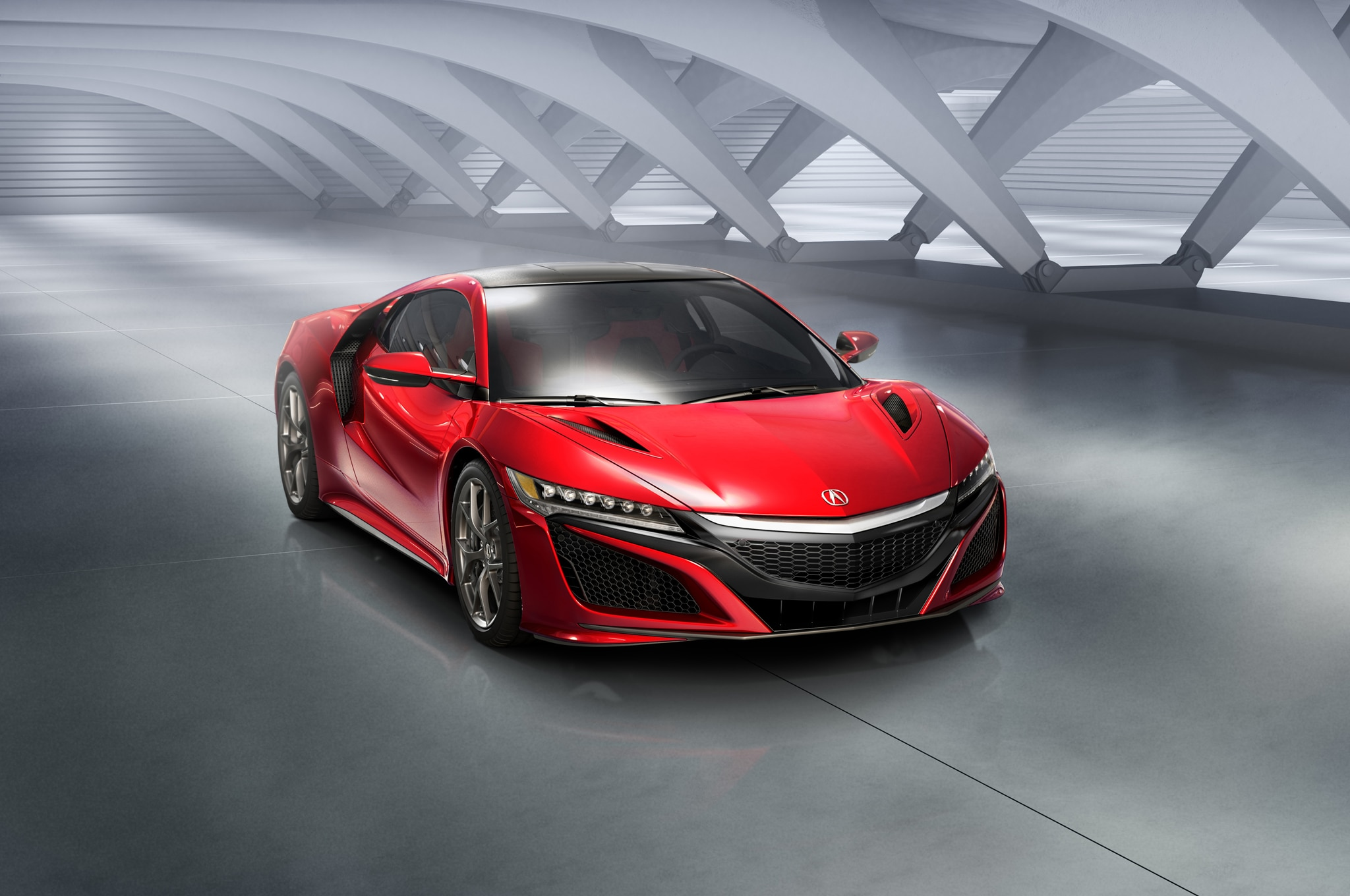 Acura Nsx The Game Changer