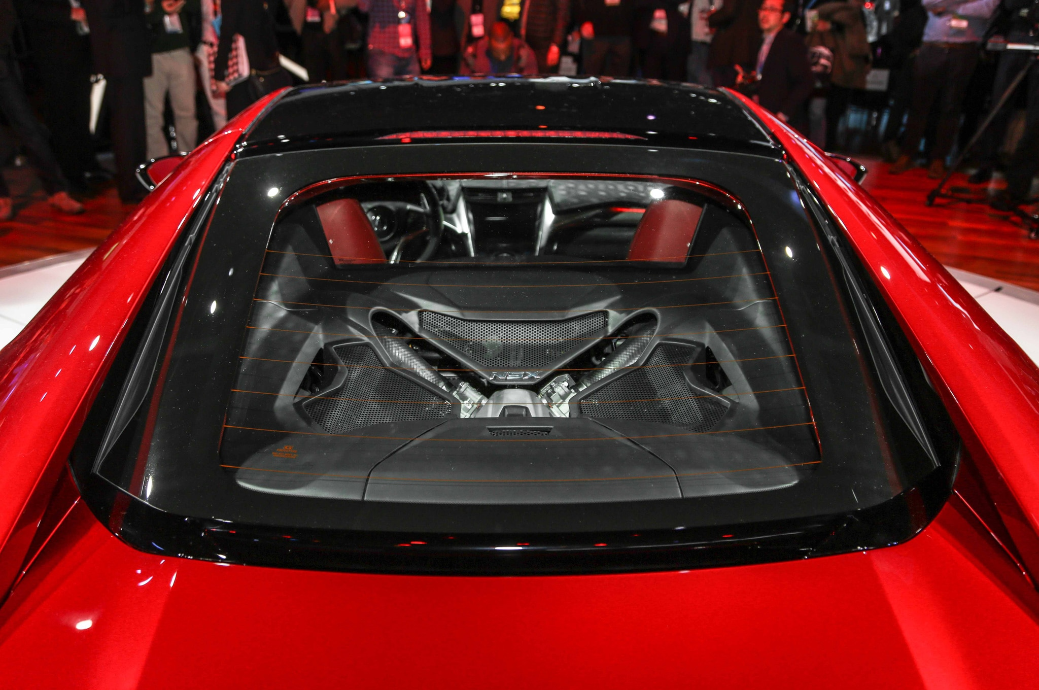 2015 Nsx Weight