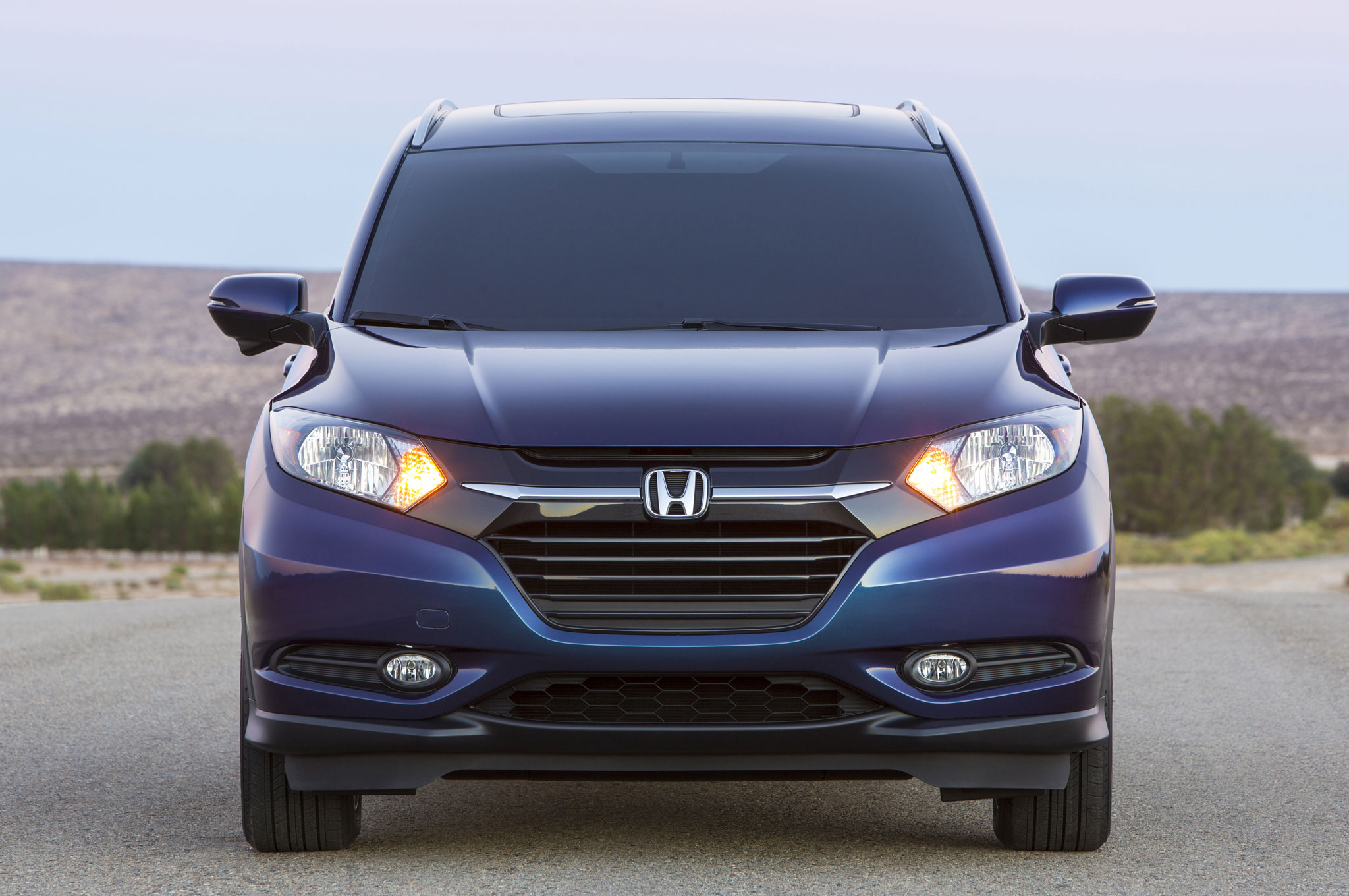 2016 honda hr v mpg numbers announced. Black Bedroom Furniture Sets. Home Design Ideas