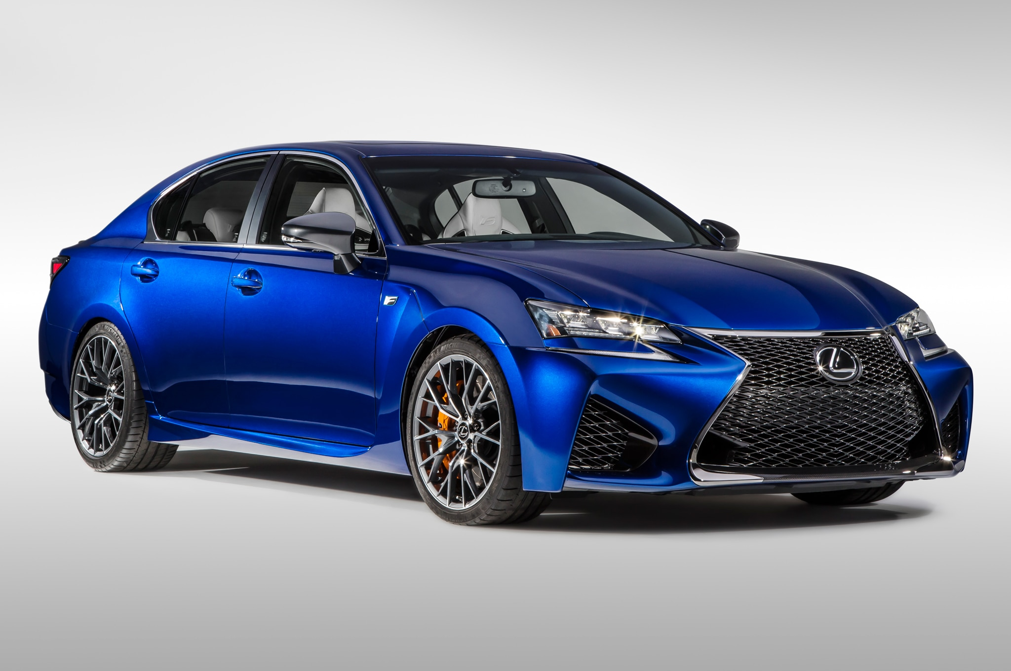 2016 lexus gs f debuts at 2015 detroit auto show. Black Bedroom Furniture Sets. Home Design Ideas
