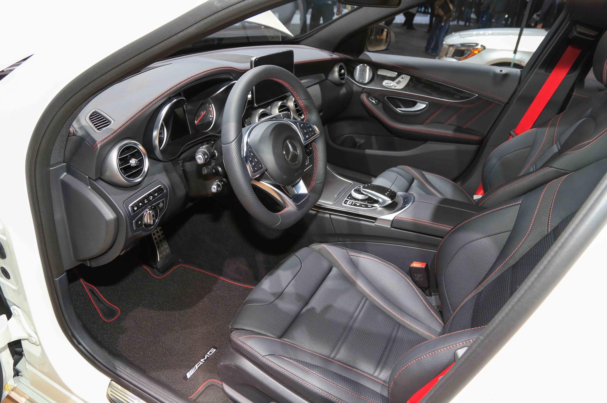 Mercedes C450 Amg – Auto Bild Idee