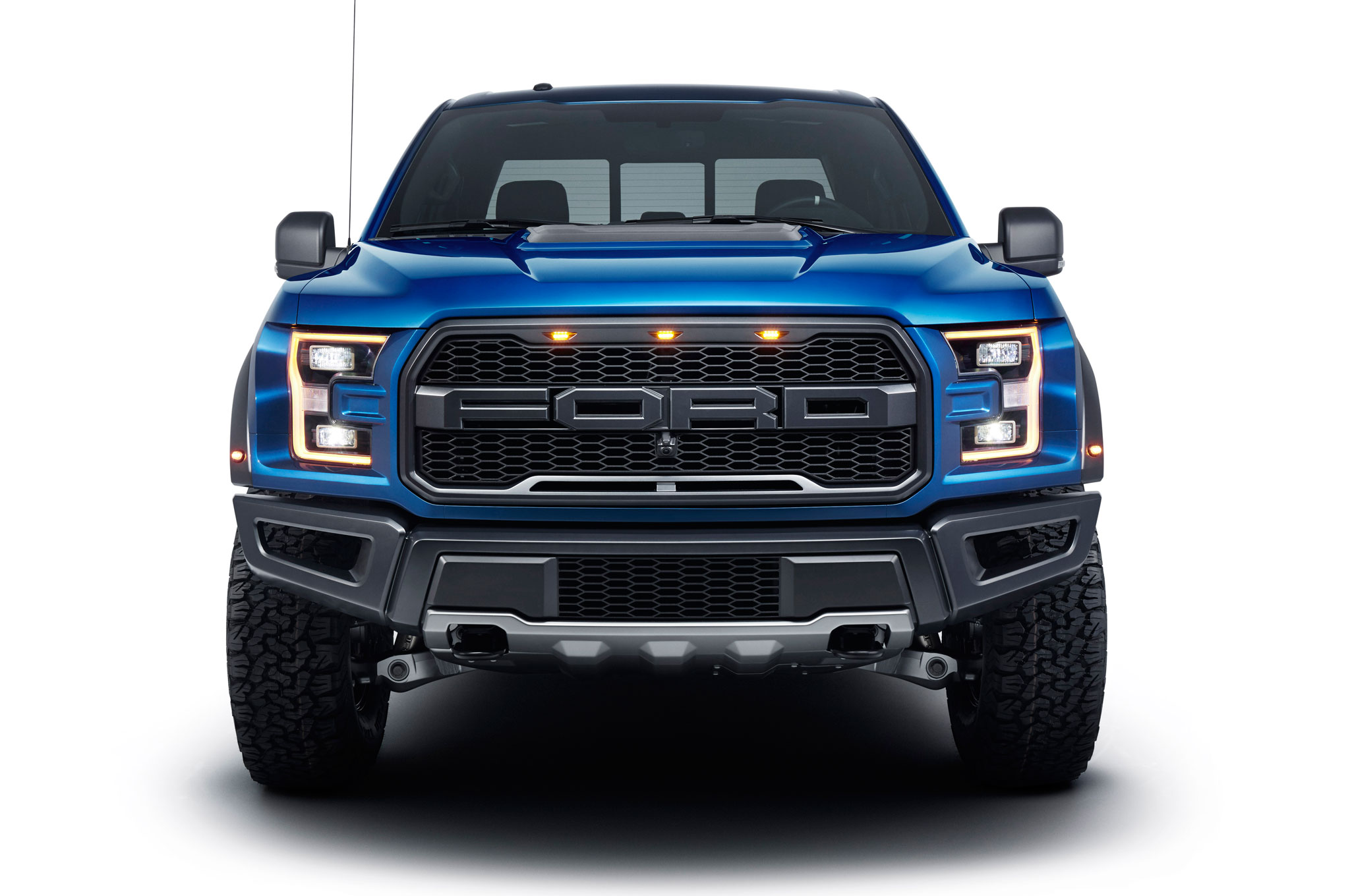 2017 Ford F 150 SVT Raptor Adds 35 Liter EcoBoost 10 Speed Automatic