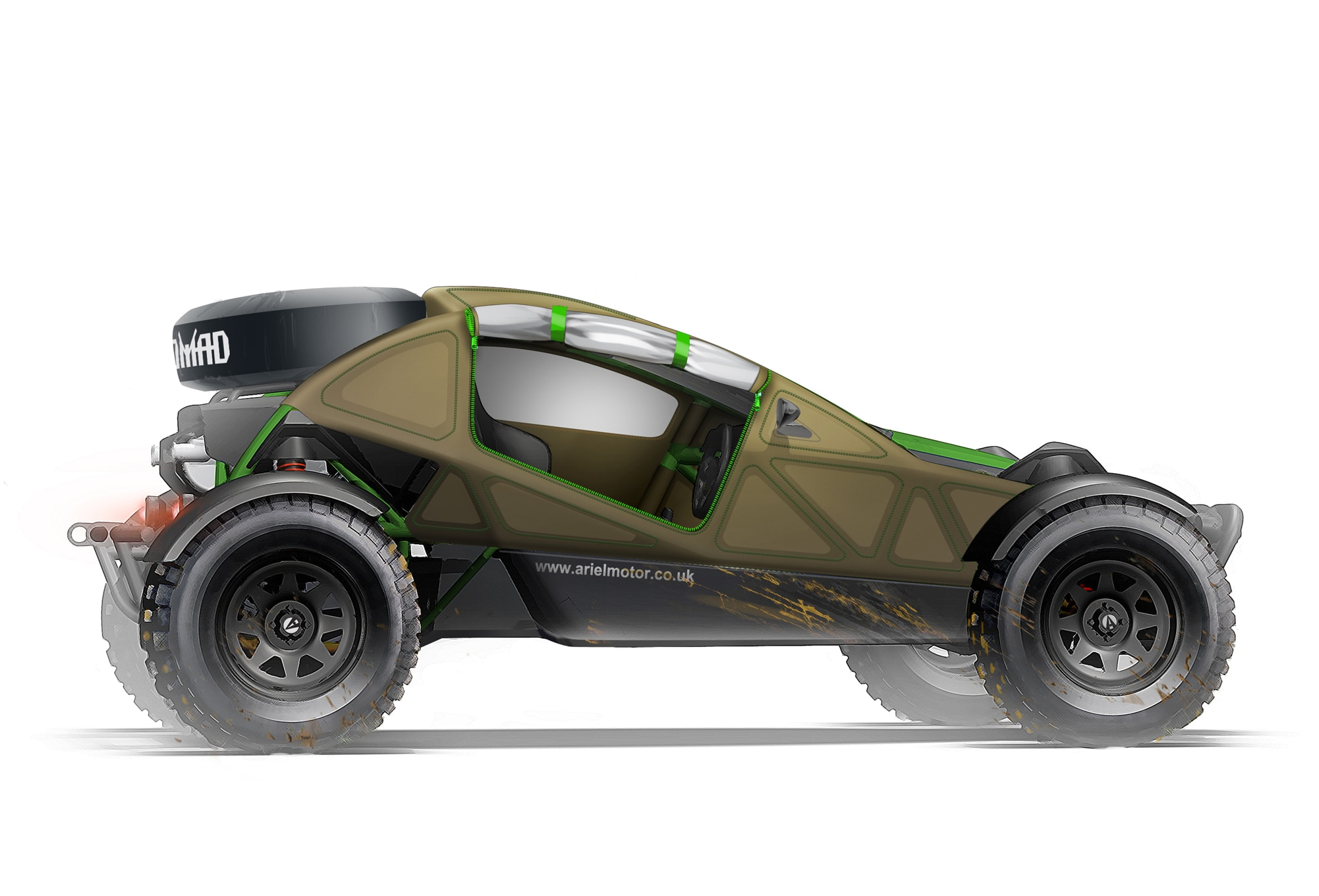 Ariel Nomad Price >> Ariel Nomad: The Off-Road Atom You Always Wanted