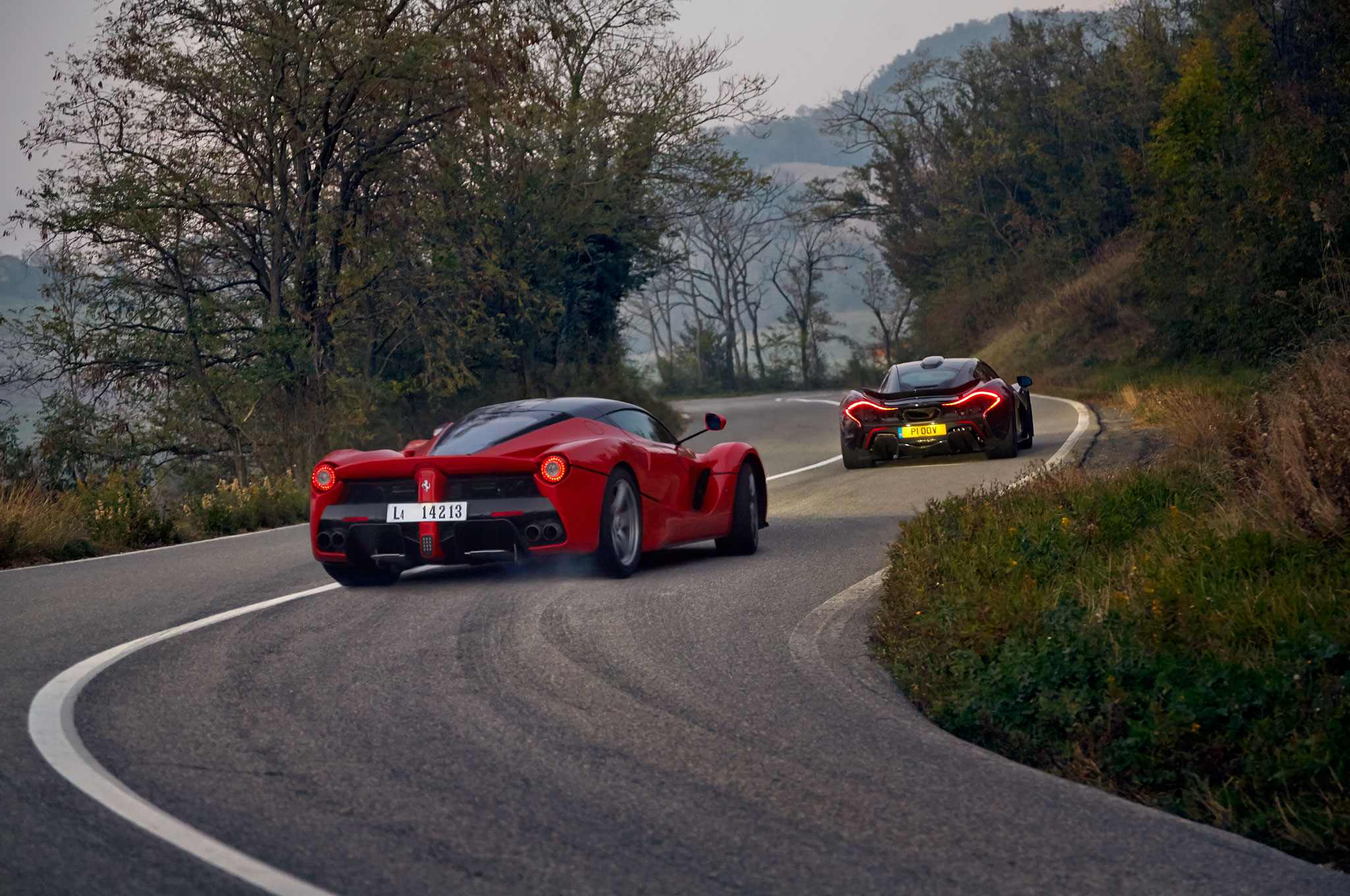 mclaren p1 vs laferrari. show more mclaren p1 vs laferrari