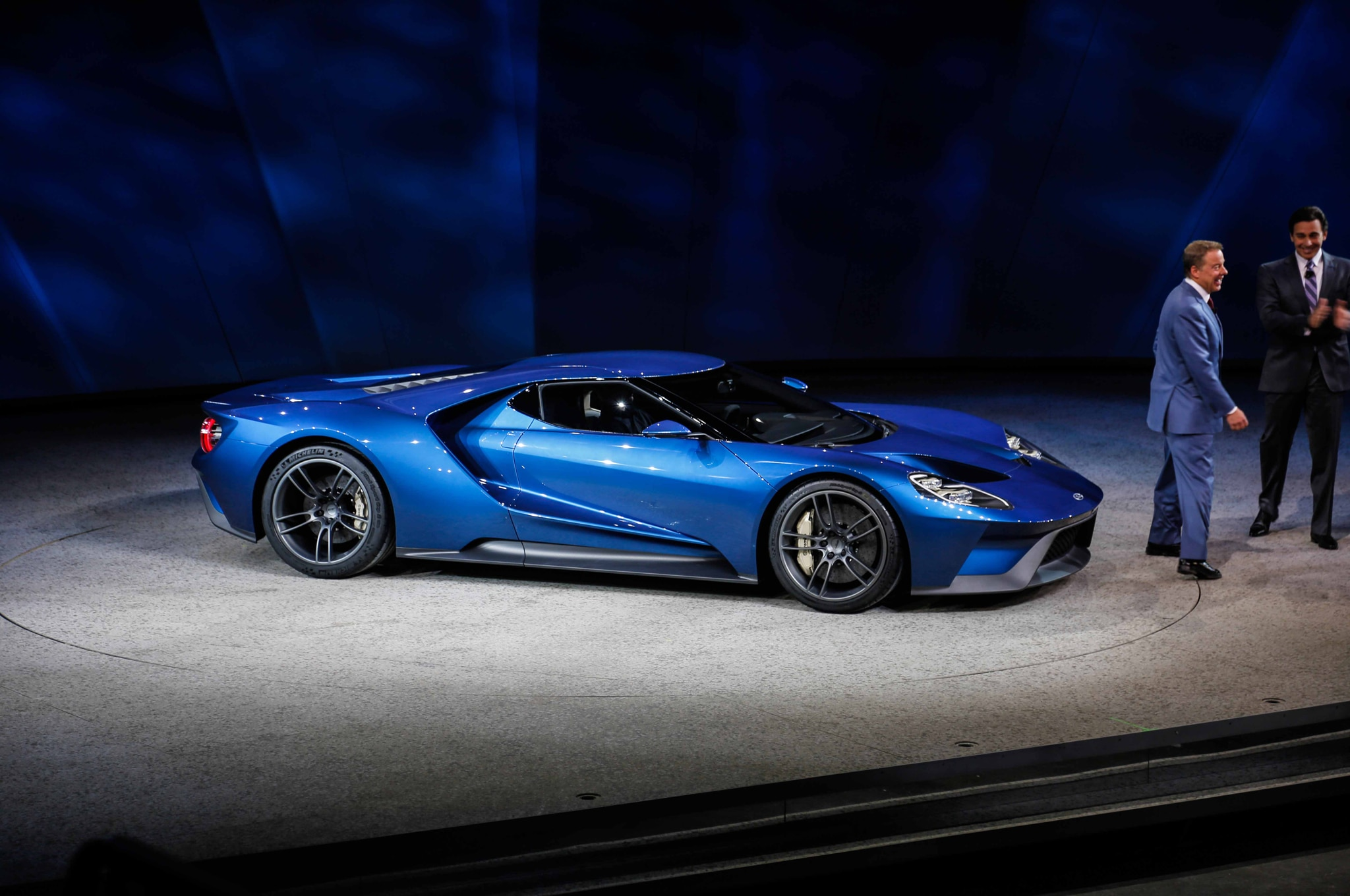 show more - 2015 Ford Gt Auto Show