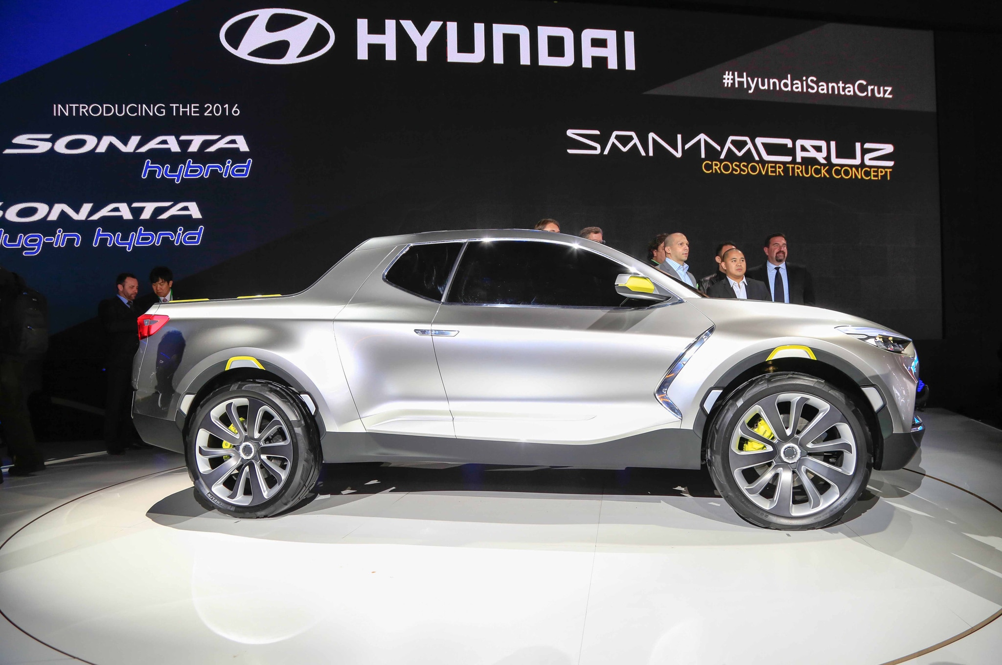 Hyundai Santa Cruz Truck Deemed Too Soft For Australia