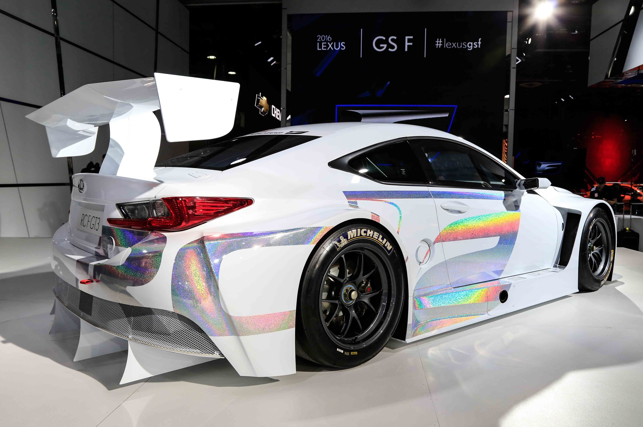 Lexus Set To Go Racing In With The Rc F