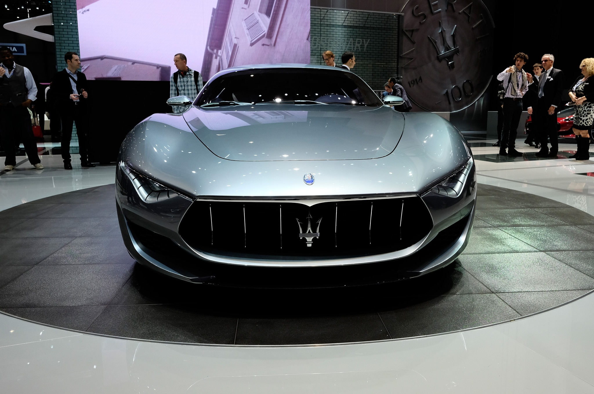 maserati could introduce tesla fighting alfieri ev after 2018. Black Bedroom Furniture Sets. Home Design Ideas