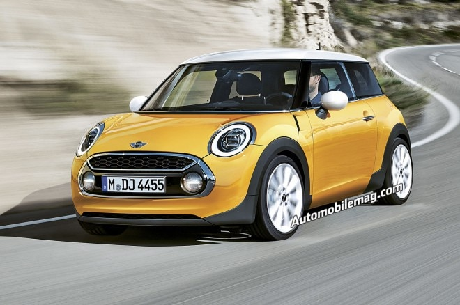 Mini Minor Illustration Front Three Quarter Motion 660x438