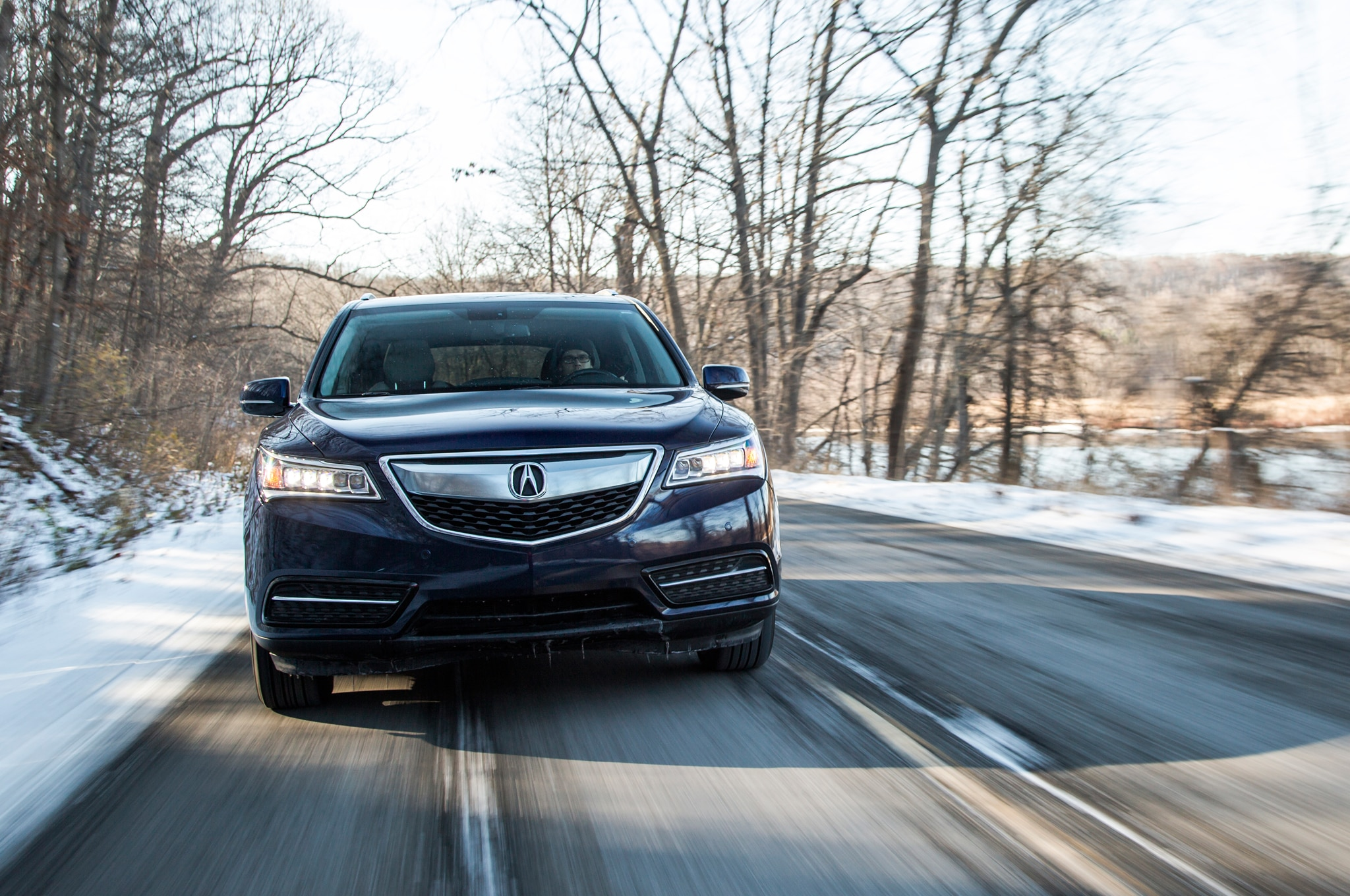 2014 acura mdx sh awd four seasons wrap up