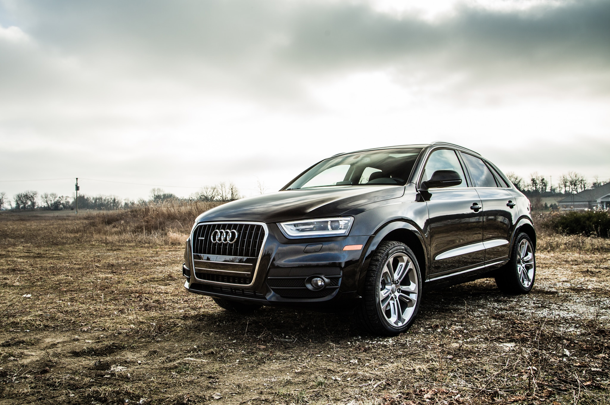 2015 audi q3 2 0t quattro review. Black Bedroom Furniture Sets. Home Design Ideas