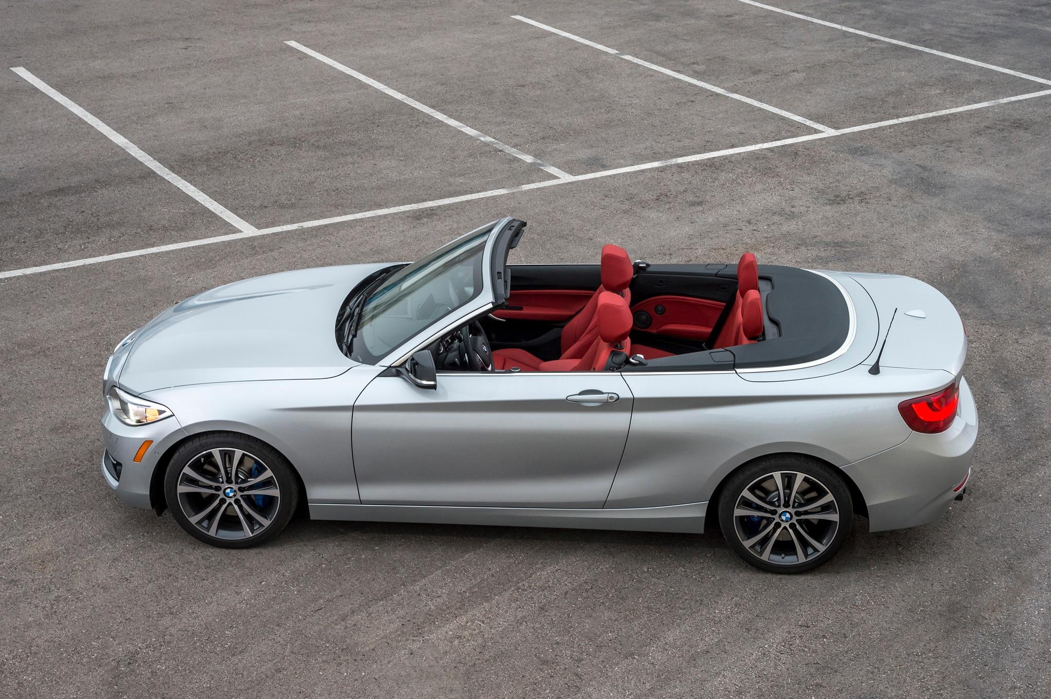 Bmw 228i Convertible >> 2015 BMW 228i Convertible Review