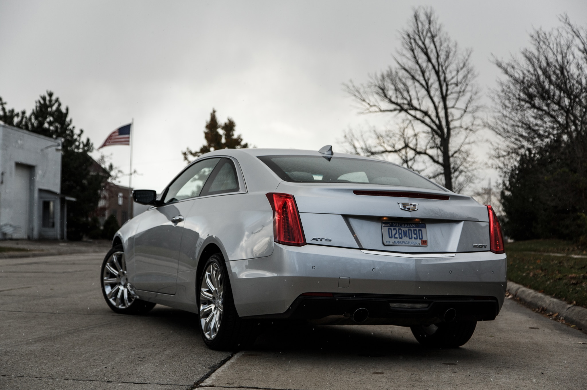 2015 cadillac ats coupe 2 0t manual around the block. Black Bedroom Furniture Sets. Home Design Ideas