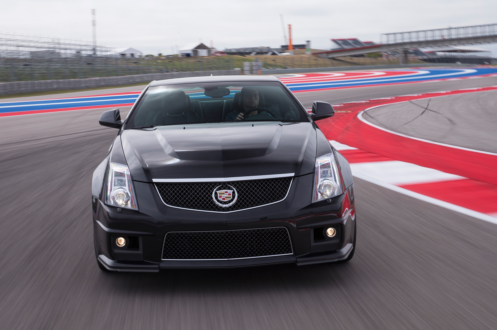 510 miles in a 2015 cadillac cts v coupe. Black Bedroom Furniture Sets. Home Design Ideas