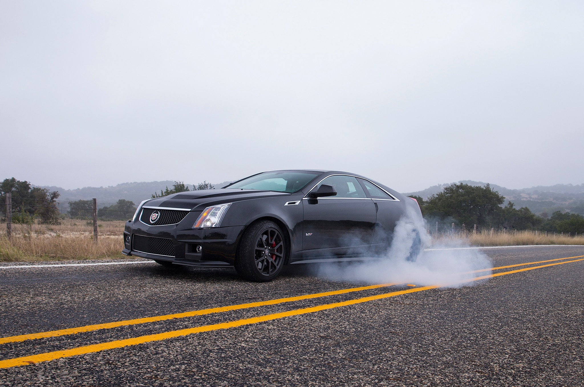 510 Miles in a 2015 Cadillac CTSV Coupe