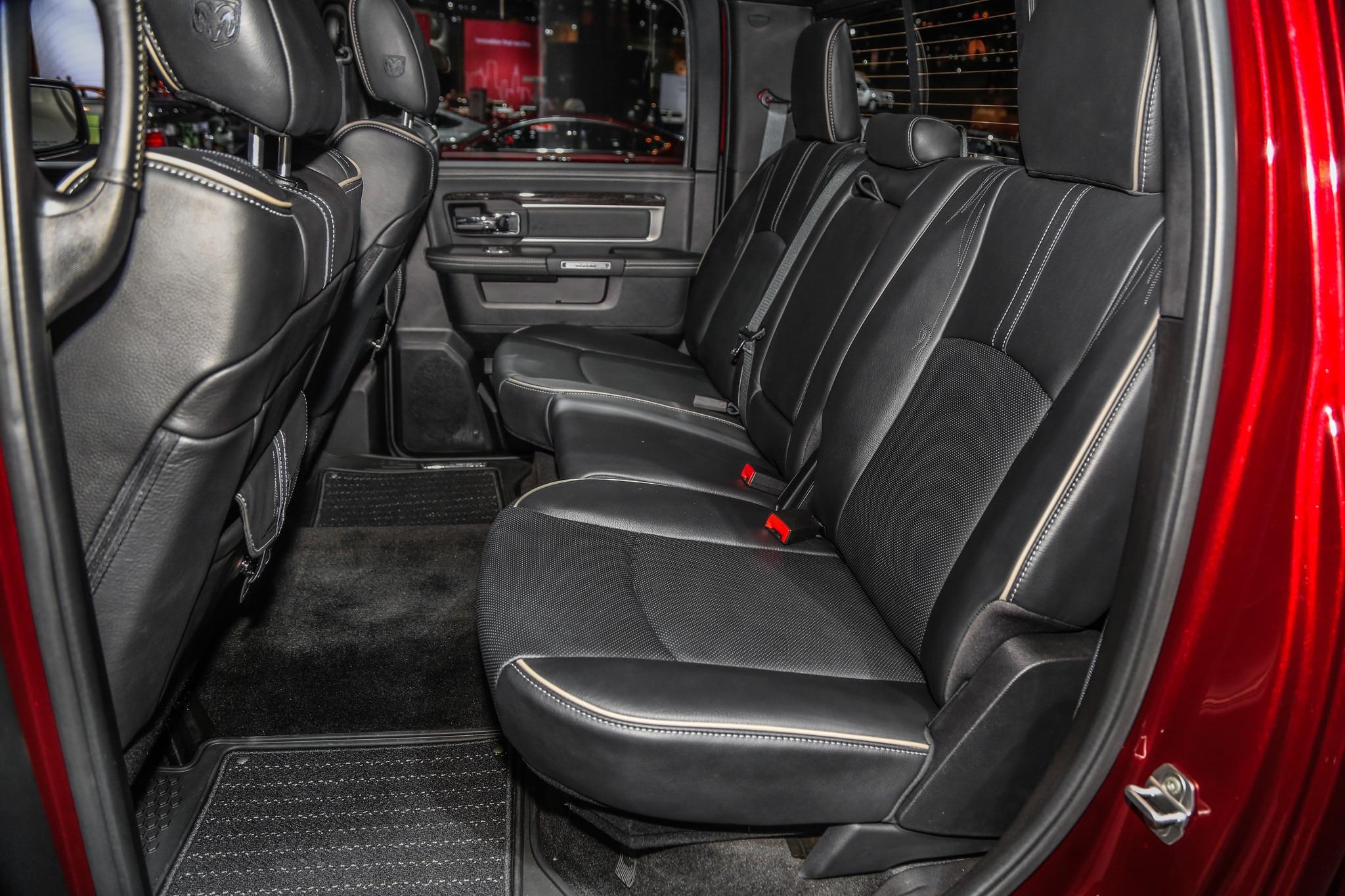 ram  laramie limited trim updated