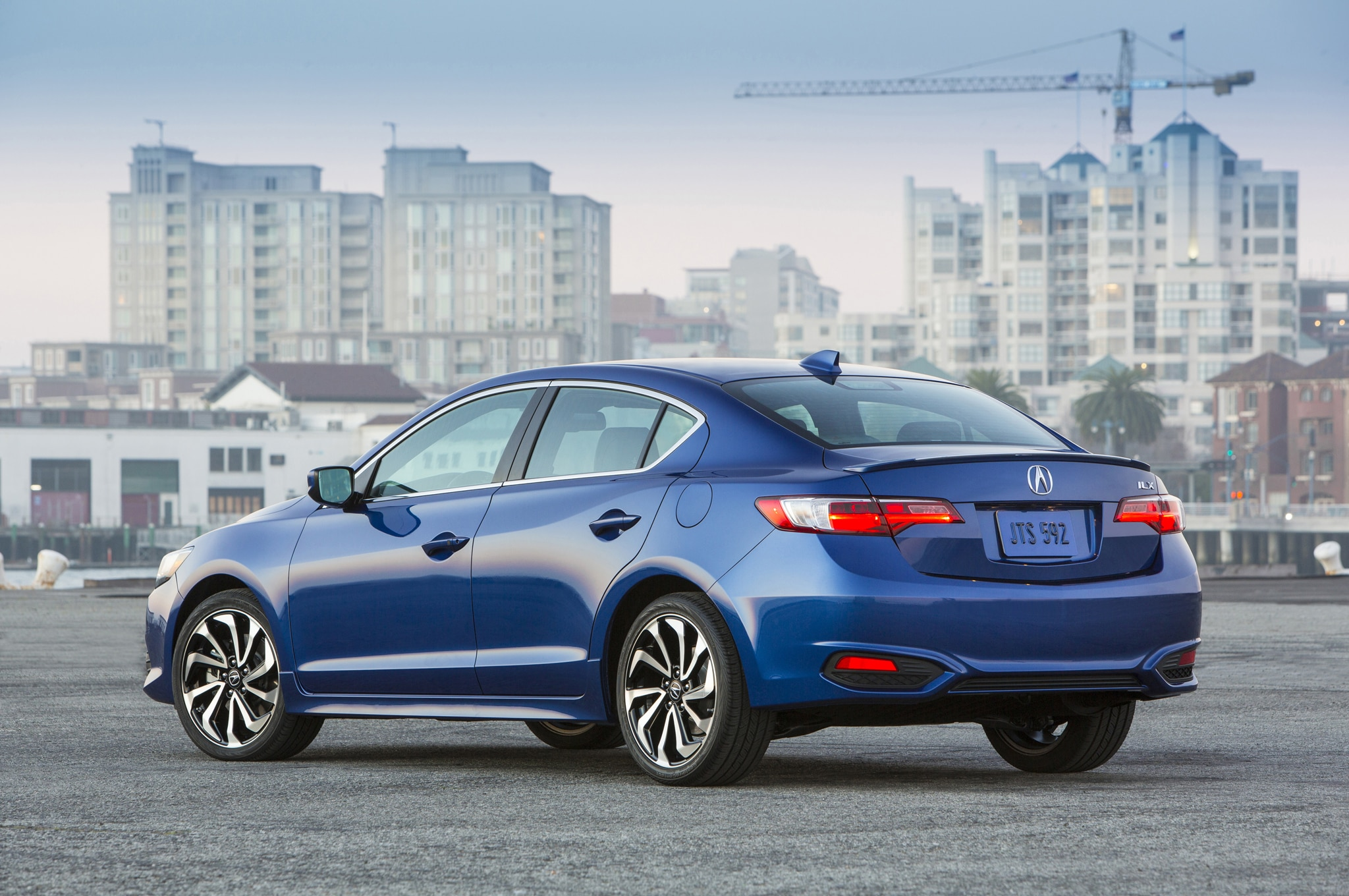 2016 acura ilx pricing and fuel economy announced. Black Bedroom Furniture Sets. Home Design Ideas