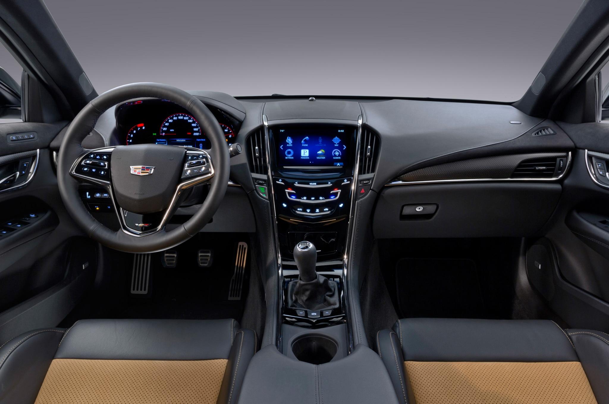 2016 Cadillac Ats V Sedan Starts At 61 460 Coupe From 63 660