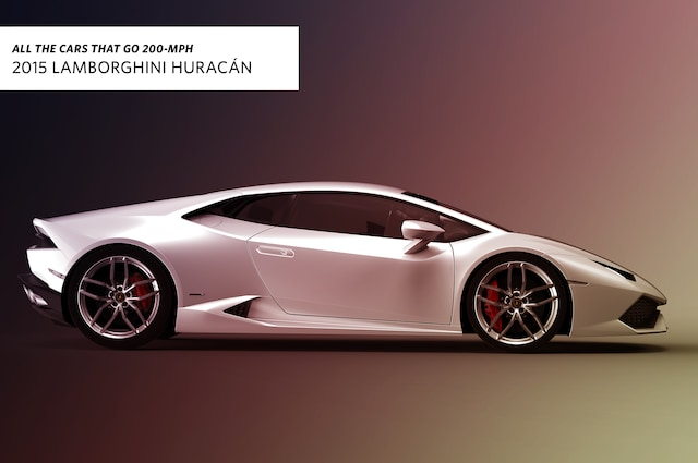 2015 lamborghini huracan top speed 202 mph the gallardo replacement takes only 10 seconds to rocket from 0 to 125 mph wed be hard pressed to call the
