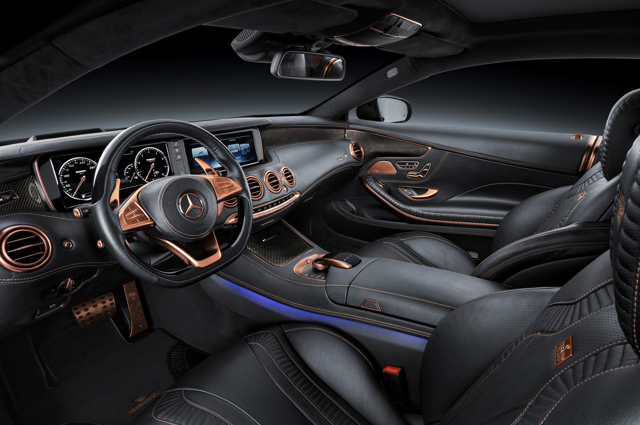 brabus gives the mercedes benz s63 amg coupe 850 hp. Black Bedroom Furniture Sets. Home Design Ideas