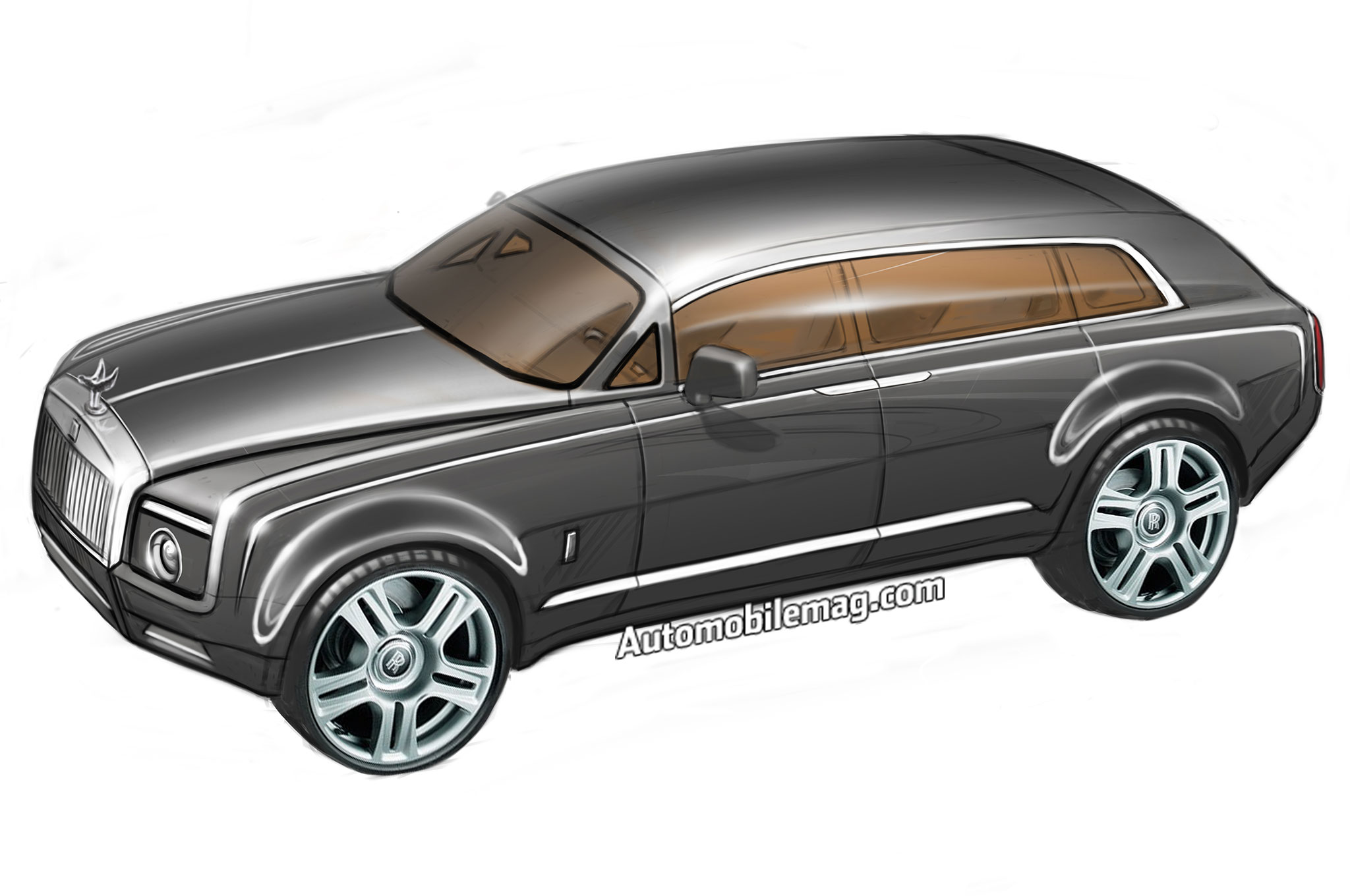 Deep Dive Rolls Royce Suv To Become Reality