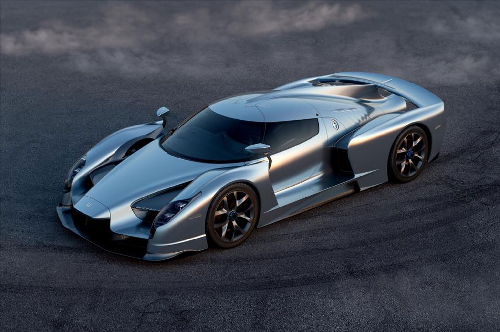 Koenigsegg One Interior >> Scuderia Cameron Glickenhaus Unveils SCG 003 Hypercar