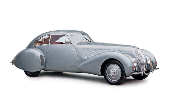 The Greatest Designers Of All Time - Classic car design