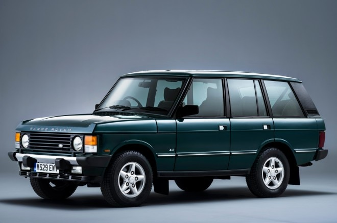 1994 Land Rover Range Rover Autobiography Front Three Quarter1 660x438